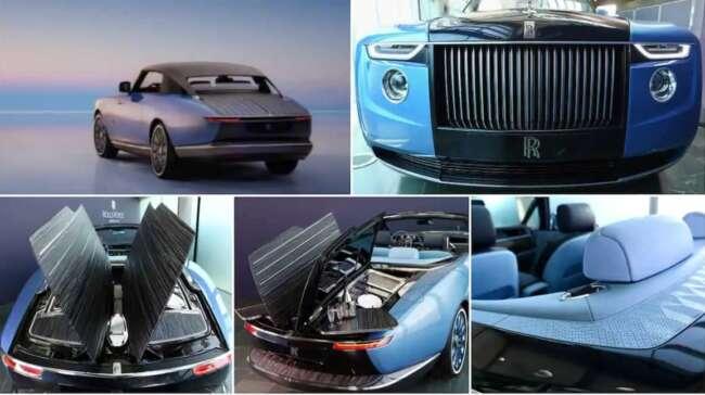 گرانترین ماشین جهان را بشناسید.jpg رولزرویش