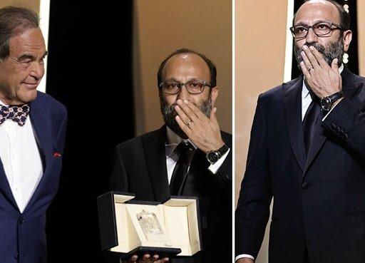 ۴۰ جایزه ای که سینمای ایران از کن برد