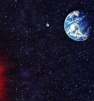 زمین در دورترین فاصله با خورشید