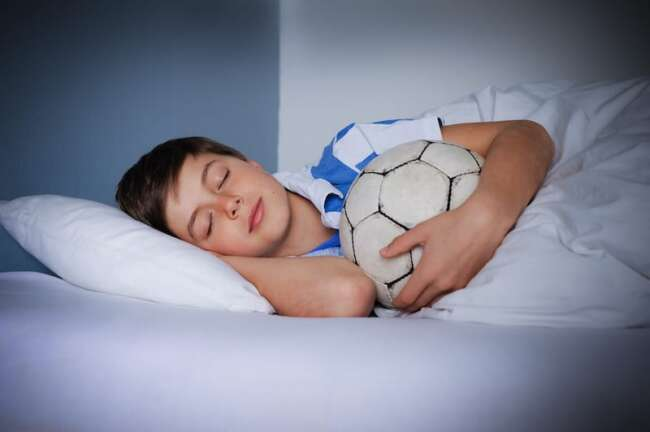 تاثیر ورزش بر کیفیت خواب