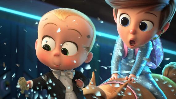 معرفی انیمیشن بچه رئیس 2 ( The Boss Baby: Family Business )