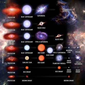 ستاره شناسان گونه نادری از ستاره ها را کشف کردند