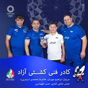 6 امید طلایی ایران در المپیک توکیو