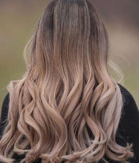 بالیاژ مو چیست