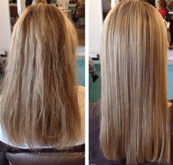 keratin hair 2