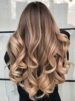 لولایت مو چیست - فرق هایلایت و لولایت