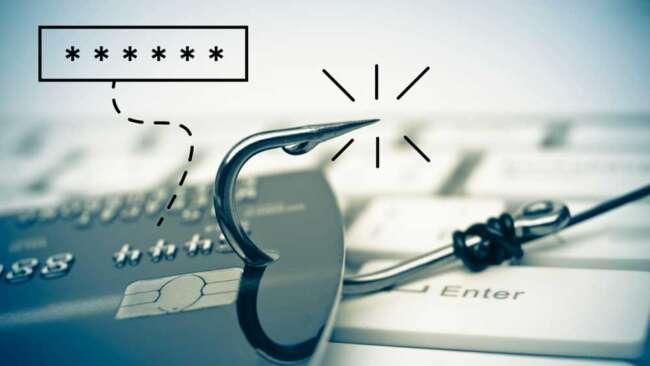 حمله فیشینگ چیست - فیشینگ در ارزهای دیجیتال