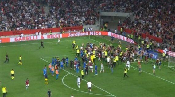 اتفاق عجیب در لیگ فرانسه