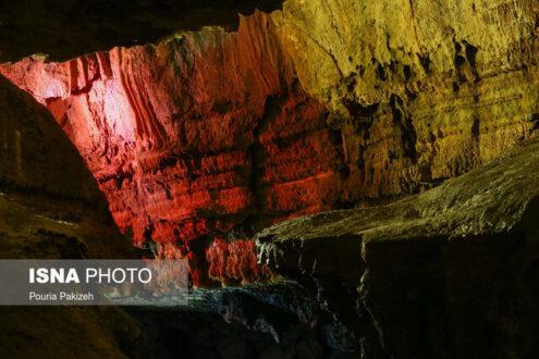 احتمال تعطیلی غار علیصدر در صورت تداوم کاهش بازدیدکنندگان