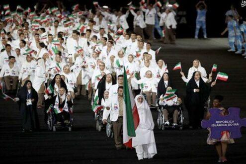 اعزام اولین گروه از کاروان ورزشی پارالمپیکی ایران