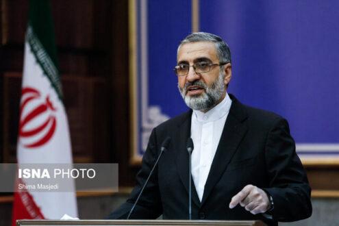 انتصاب غلامحسین اسماعیلی به سمت رئیس دفتر رئیس جمهور