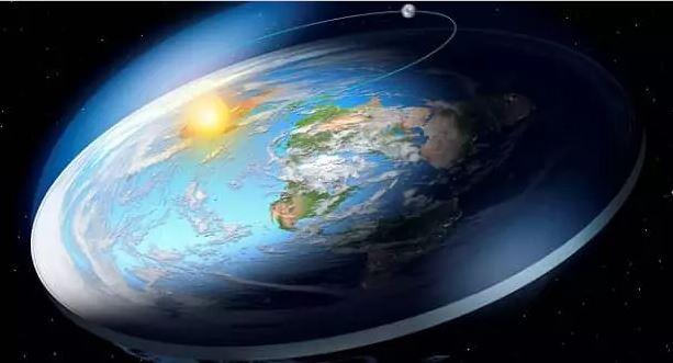 اگر زمین مسطح بود چه اتفاقاتی می افتاد؟