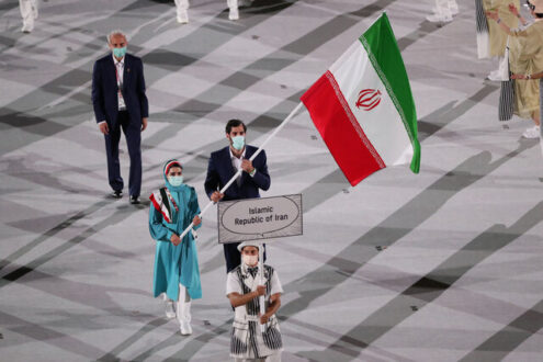 ایران در المپیک توکیو بیست و هفتم شد