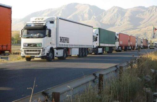 بازگشایی مسیر ترانزیت به ارمنستان