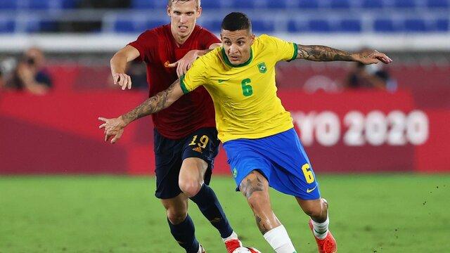 برزیل قهرمان فوتبال المپیک شد