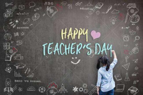 تبریک روز استاد