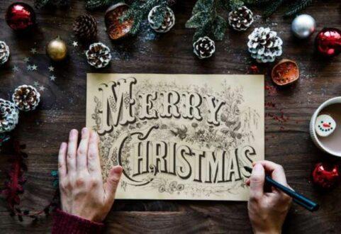متن تبریک کریسمس به انگلیسی