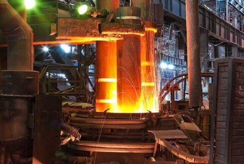تولد یک غول فولادی جدید در چین