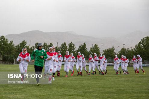تیم ملی فوتبال زنان ایران در رتبه ۷۲ جهان باقی ماند