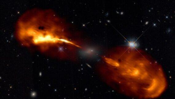 ثبت دقیق ترین تصویر از اعماق فضا با امواج رادیویی اف ام