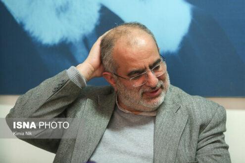 حسام الدین آشنا مجرم است