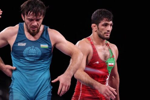 حسن یزدانی راهی فینال المپیک شد