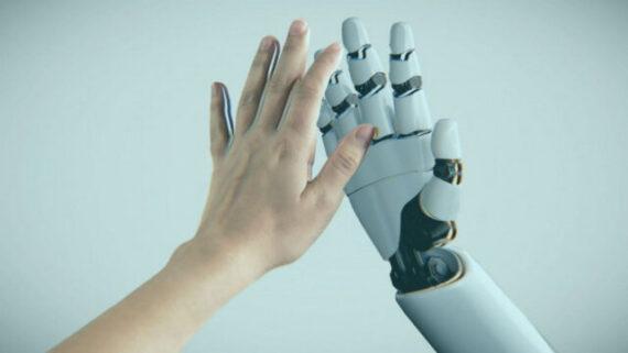 حس لامسه ۱۰۰ درصدی برای ربات ها