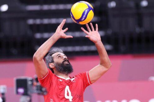 خداحافظی سعید معروف از تیم ملی والیبال؟