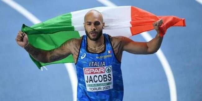 دونده آمریکایی الاصل ایتالیا قهرمان دوی 100 متر شد