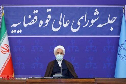 رئیس دستگاه قضا: هیچ منعی برای بازگشت ایرانیانی که به خارج رفته اند وجود ندارد