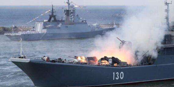 رزمایش دریایی ایران، روسیه و چین در خلیج فارس برگزار می شود