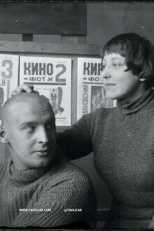 الکساندر رودچنکو و واروارا استپانووا