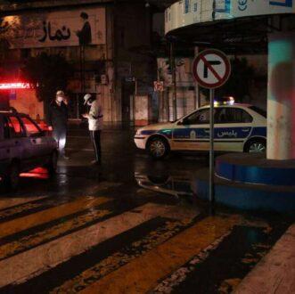 ساعت تردد شبانه تهران در محرم تغییر نکرده است
