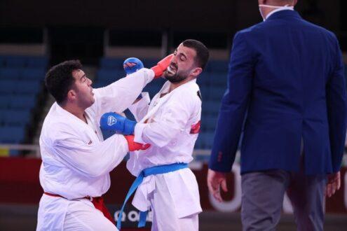 سجاد گنج زاده قهرمان المپیک شد