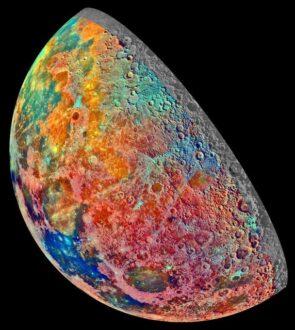 شکوه ماه از منظر گالیله