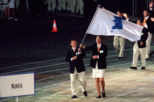 کره جنوبی و شمالی در المپیک