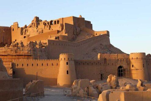 عملیات اجرایی موزه مشارکتی تاریخ و باستان شناسی بم آغاز شد
