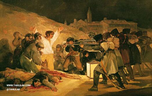 فرانسیسکو گویا هنرمند برجسته سبک رمانتیسیسم