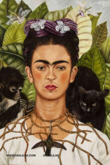 فریدا کالو (Frida Kahlo) هنرمند و خودنگاره سبک سورئالیسم