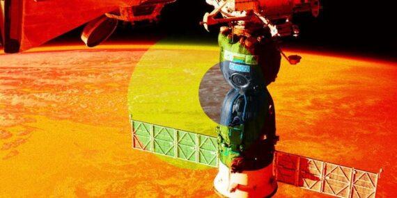 فضانورد ناسا مشکل روانی داشت و دیوار ایستگاه فضایی را سوراخ کرد