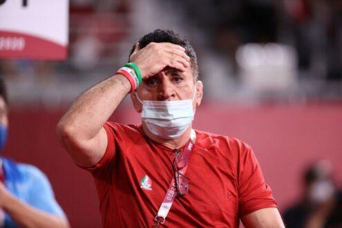 قهر فرنگی کار المپیکی و ۲ چهره شاخص از اردو در اعتراض به تصمیمات محمد بنا