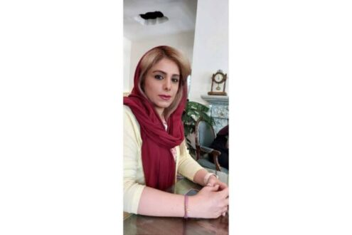 مایا شرفی فعال رسانه بر اثر ابتلا به کرونا درگذشت