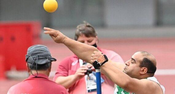 مختاری صاحب مدال نقره پارالمپیک شد