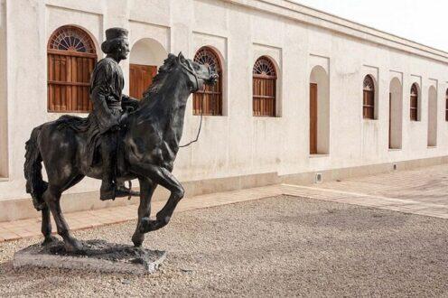 موزه شهید رئیسعلی دلواری پاکسازی شد