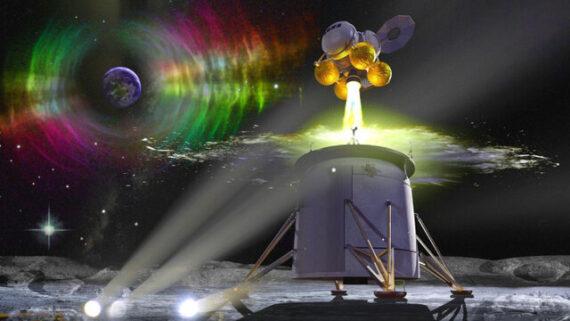 ناسا از خراب شدن برنامه های خود در ماه خبر داد