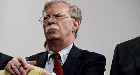 هشدار جان بولتون نسبت به تبدیل شدن مجدد افغانستان به پناهگاه تروریست ها