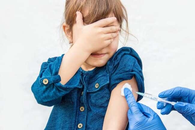 واکسیناسیون در کودکان