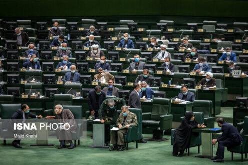 پایان دومین روز بررسی صلاحیت وزرای پیشنهادی در مجلس