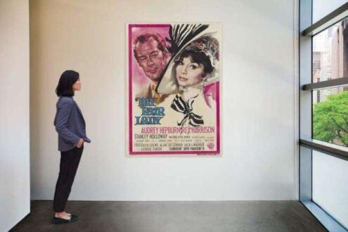 پوسترهای کمیاب تاریخ سینما حراج می شود