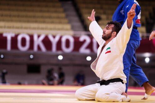 کسب دومین مدال طلای پارالمپیک ایران توسط وحید نوری